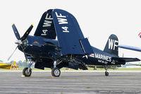 N494M @ KYIP - Chance Vought F4U-5 Corsair  C/N 124486, NX494M