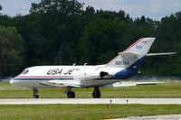 N827AA @ KYIP - Dassault Fan Jet Falcon 20E  C/N 298, N827AA