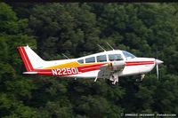 N2250L @ KFWN - Beech C24R Sierra  C/N MC-463, N2250L