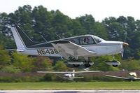 N54385 @ KFWN - Piper PA-28-151 Cherokee Warrior  C/N 28-7415063, N54385