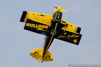 N99MF @ KFWN - Pitts S-2S Bulldog - Jim LeRoy  C/N 3004, N99MF