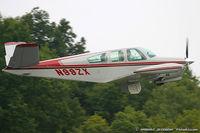 N99ZX @ KFWN - Beech F35 Bonanza  C/N D-9530, N99ZX
