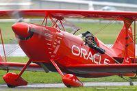 N260HP @ KFWN - Aerotek Pitts S-1S Special, c/n: 1007 - Sean Tucker, N260HP