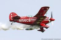 N156CB @ KFWN - Christen Pitts S-2S Special  C/N 3011, N156CB