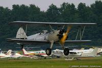 N17SC @ KFWN - Boeing A75N1(PT17) Stearman  C/N 75-3377, N17SC