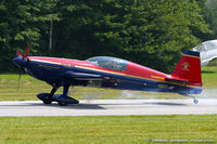 N25EX @ KFWN - Extra EA-300S  C/N 25, N25EX