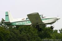 N26784 @ KFWN - Gulfstream American Corp AA-5A Cheetah  C/N AA5A0717, N26784