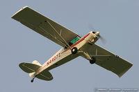 N4407Z @ KFWN - Piper PA-18-150 Super Cub  C/N 18-8740, N4407Z