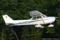 N64053 @ KFWN - Cessna 172M Skyhawk  C/N 17264990, N64053