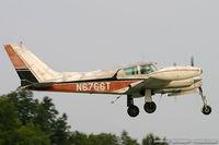 N6766T @ KFWN - Cessna 310D  C/N 39066, N6766T