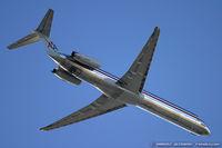 N7532A @ KLGA - McDonnell Douglas MD-82 (DC-9-82) - American Airlines  C/N 49924, N7532A