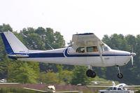 N9810T @ KFWN - Cessna 172A Skyhawk  C/N 47610, N9810T