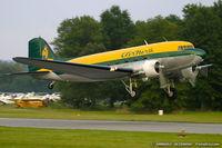 N983DC @ KFWN - Douglas DC-3C-S1C3G Yukon Sourdough  C/N 12267, N983DC