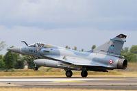 120 @ LFSI - Dassault Mirage 2000 C, Landing rwy 29, St Dizier-Robinson Air Base 113 (LFSI) Open day 2017 - by Yves-Q