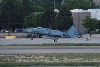 761532 @ KBOI - F-5N from VFC-111 deleting RWY 10R. - by Gerald Howard