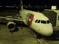 CS-TTQ @ LPPT - Agostinho da Silva TAP1050 to Barcelona (BCN) - by JC Ravon - FRENCHSKY