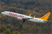 TC-CRA @ EDDR - Boeing 737-8H6, - by Jerzy Maciaszek