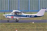 LX-AIC @ EDDR - 1972 Reims F172L - by Jerzy Maciaszek