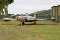 29838 @ LFSI - Lockheed T-33A Shooting Star, Preserved at St Dizier-Robinson Air Base 113 (LFSI) - by Yves-Q