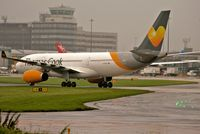 G-VYGK @ EGCC - taxing round to its gate/stand - by andysantini