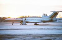LZ-BTX @ HEL - Helsinki 28.12.1987 - by leo larsen