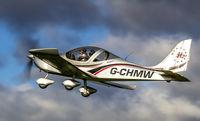 G-CHMW @ EGBR - Departure - by glider