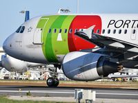 CS-TNV @ LPPT - TAP Air Portugal 694 departure to Luxembourg (LUX) - by JC Ravon - FRENCHSKY