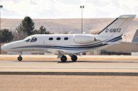 C-GNTZ @ KBOI - Landing roll out on RWY 10L. - by Gerald Howard