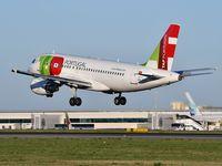 CS-TTV @ LPPT - Aristides De Sousa Mendes TAP 867 landing runway 03 from Venice (VCE) - by JC Ravon - FRENCHSKY