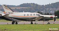 D-FKAE @ EGPN - Dundee ramp - by Clive Pattle