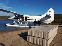 C-FLLL - Shot at Point Lake in the NWT 2017 Bob Merrilees  pilot - by Bob Merrilees