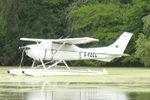 C-FZCL @ 96WI - 1974 Cessna 182P, c/n: 18262776 - by Timothy Aanerud
