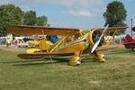 N12472 @ OSH - 1932 Waco UEC, c/n: 3638 - by Timothy Aanerud