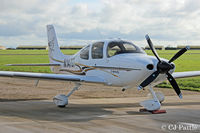 N147GT @ EGTU - At Dunkeswell - by Clive Pattle