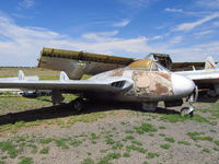17018 @ 40G - Planes of Fame Air Museum (Valle, AZ Location) - by Daniel Metcalf