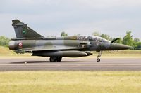 603 @ LFSI - Dassault Mirage 2000D, Taxiing to holding point rwy 29, St Dizier-Robinson Air Base 113 (LFSI) Open day 2017 - by Yves-Q