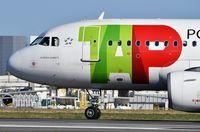 CS-TTL @ LPPT - TAP Air Portugal 948 departure to Geneva - by JC Ravon - FRENCHSKY