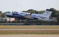 N207KA @ ORL - King Air 250GTI
