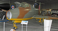 W4041 @ EGBJ - On display at the Jet Age Museum - by Clive Pattle