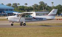 N218RA @ LAL - Cessna 172M
