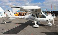 N221VT @ DED - Flight Design CTLS