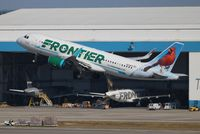 N228FR @ TPA - Frontier