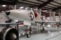 N230AT @ CNO - A-4L Skyhawk