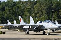 162920 @ KNTU - F-14B Tomcat 162920 AD-101 from VF-101 Grim Rippers  NAS Oceana, VA - by Dariusz Jezewski www.FotoDj.com