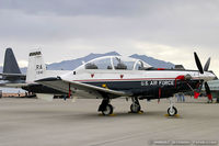 02-3641 @ LSV - T-6A Texan II 02-3641 RA from 559th FTS Billy Goats 12th FTW Randolph AFB, TX