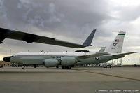 64-14842 @ LSV - RC-135V Rivet Joint 64-14842 OF from 38th RS Hellcats 55th WG Offutt AFB, NE - by Dariusz Jezewski www.FotoDj.com