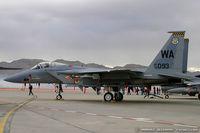 76-0093 @ LSV - F-15A Eagle 76-0093 WA from 433rd WS 57th WG Nellis AFB, NV - by Dariusz Jezewski www.FotoDj.com