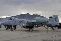 79-0169 @ LSV - A-10A Thunderbolt 79-0169 OT from 422nd TES Green Bats 53rd TEG Nellis AFB, NV - by Dariusz Jezewski www.FotoDj.com