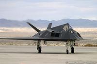 86-0839 @ LSV - F-117A Nighthawk 86-0839 HO from 9th FS Flying Knights 49th FW Holloman AFB, NM - by Dariusz Jezewski www.FotoDj.com