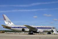 N102DA @ KNTU - Boeing 767-232  The Spirit of Delta  C/N 22214, N102DA - by Dariusz Jezewski www.FotoDj.com